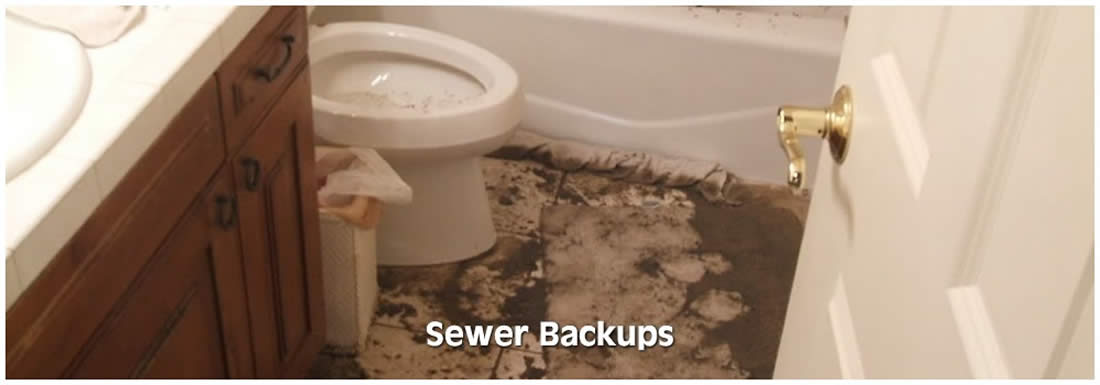 Karl 39 s sewer backup remediation and repair sewer for Sewer backup smell in house